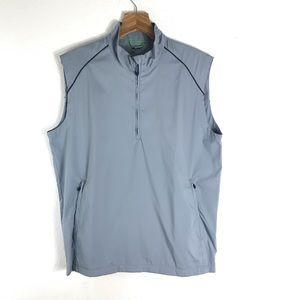 Adidas climaproof golf wind vest